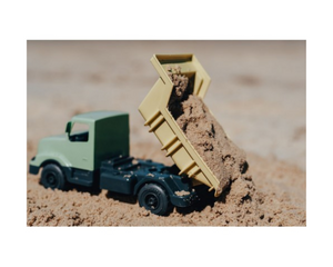 "Plasto ""I AM GREEN"" Tipper truck -22cm"