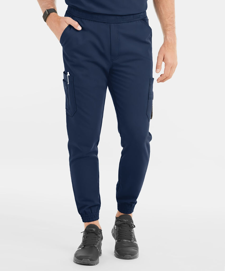 Men's scrub joggers