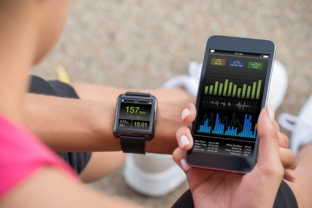A fitness tracker is great for nurse practitioner gifts.