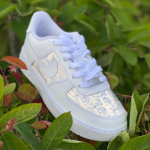 Reflective Dior Air Force 1