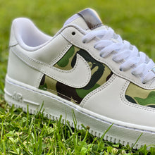 Load image into Gallery viewer, Bape Camo Air Force 1