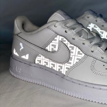 Load image into Gallery viewer, Reflective Fendi AF1