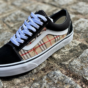 Burberry Vans Old Skool
