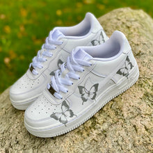 Load image into Gallery viewer, Reflective Butterfly Air Force 1
