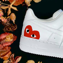 Load image into Gallery viewer, Comme Des Garçons Play AF1