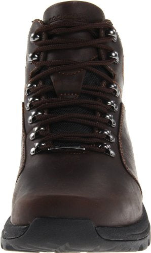 Rockport Men's, Elkhart Hiking Boot Chocolate 9.5 M