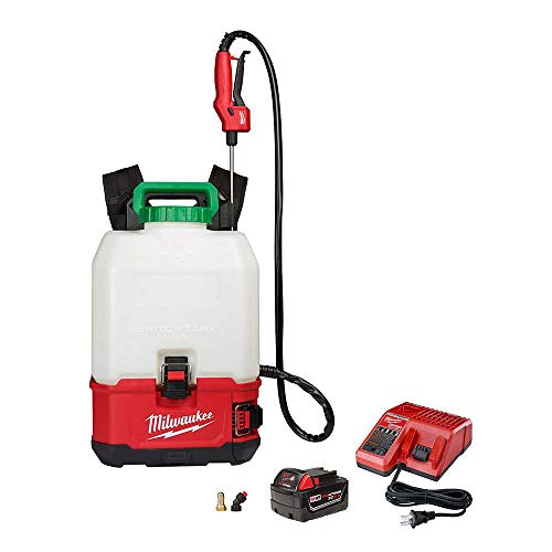MILWAUKEE M18 SWITCH TANK 4 Gallon