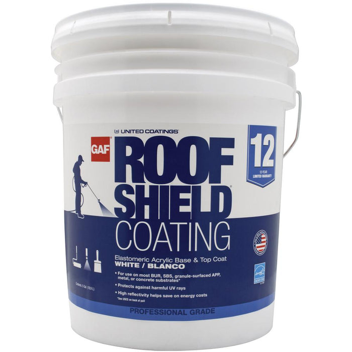 Roof Shield Coating