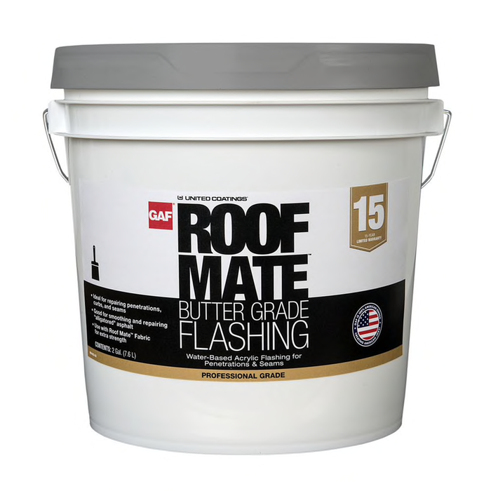 Roof Mate™ Butter Grade Flashing