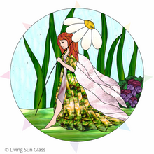 Load image into Gallery viewer, Fairy with Daisy