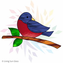 Load image into Gallery viewer, Bird on a Branch
