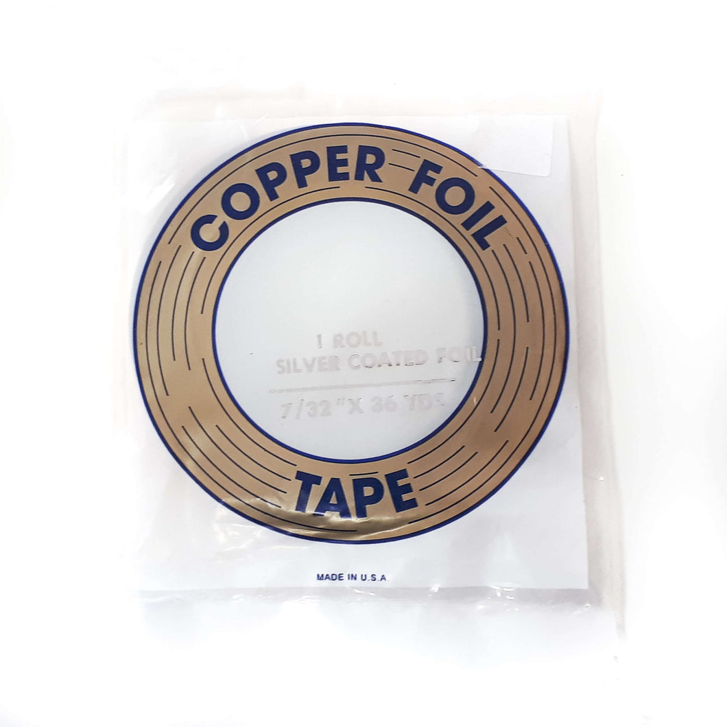 Edco 7/32 Copper Foil - Silver Back
