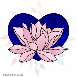 Lotus in Heart