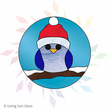 Load image into Gallery viewer, Snowy Bird