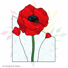 Load image into Gallery viewer, Poppy Pattern