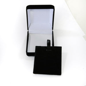 Velvet Jewelry Box - Removable Pad