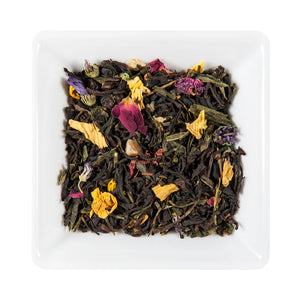 101 Nights, Flavored Green and Black Tea Blend with Natural Flower and Fruit Flavorings, Miami.Coffee