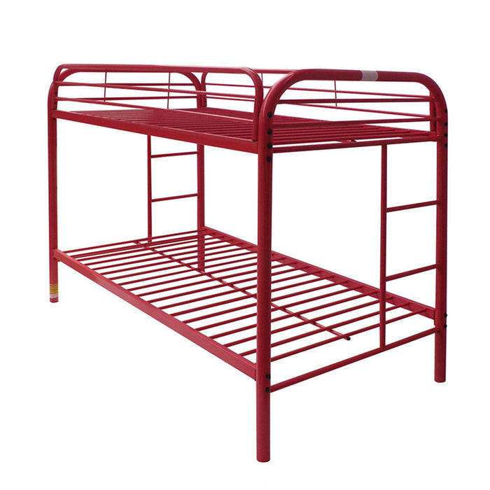 Thomas Red Bunk Bed (Twin/Twin)