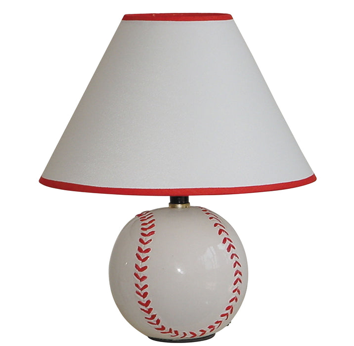 All Star Baseball Table Lamp image