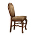 Chateau De Ville Fabric & Cherry Counter Height Chair image