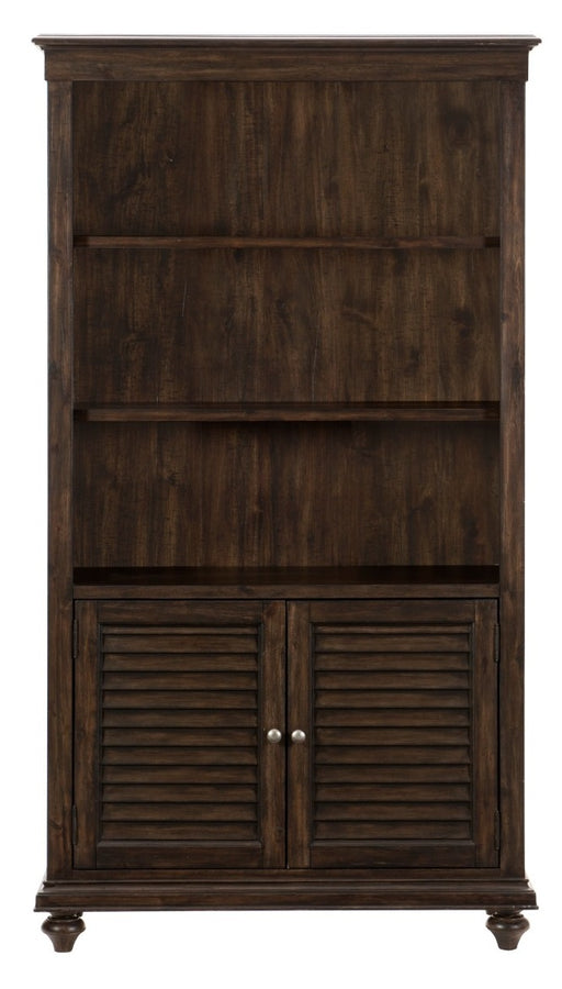 Homelegance Cardano Bookcase in Charcoal 1689-18 image