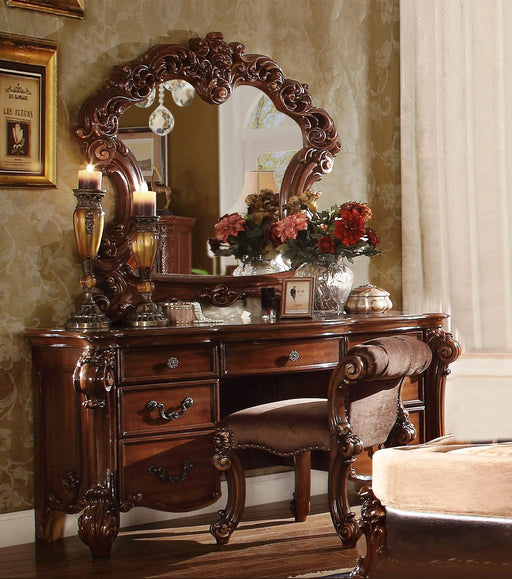 Vendome Cherry Vanity Desk image