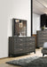 Valdemar Weathered Gray Dresser image