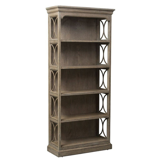 Liberty Simply Elegant Bookcase in Heathered Taupe 412-HO201 image