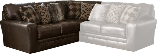 Jackson Furniture Denali LSF Section in Chocolate 4378-62 image