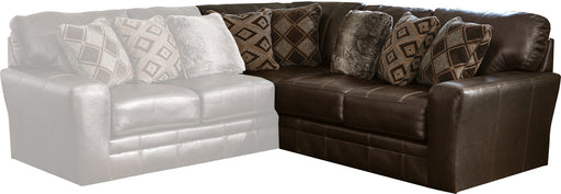 Jackson Furniture Denali RSF Section in Chocolate 4378-72 image