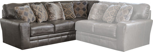 Jackson Furniture Denali LSF Section in Steel 4378-62 image