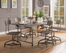 Jonquil Gray Oak & Sandy Gray Dining Table image