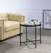 Bage II Black & Glass End Table image