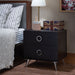 Elms Black Accent Table image