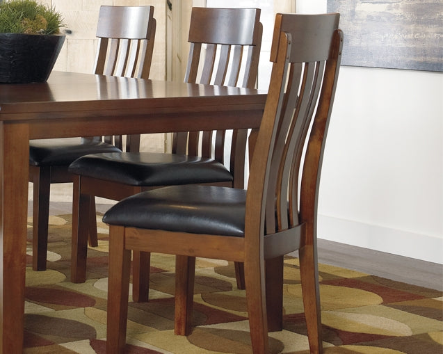 Ralene Signature Design by Ashley Dining Chair Set of 2