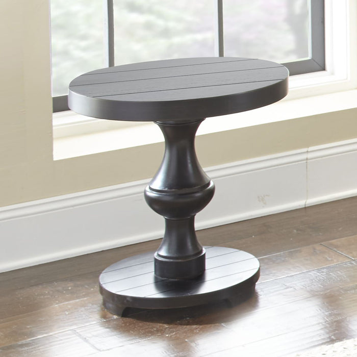 Dory Round End Table image