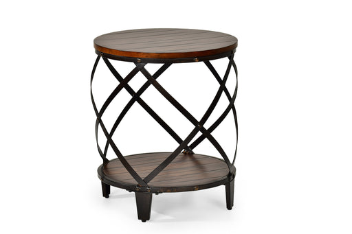 Winston Round End Table image