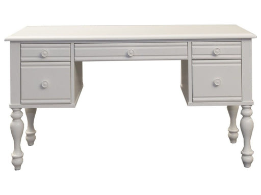 Liberty Furniture Summer House I Vanity Desk in Oyster White 607-BR36 image