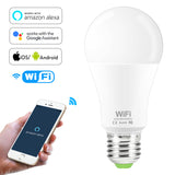 Dimmable WiFi Smart Light Bulb
