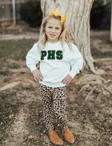 Junior Varsity Chenille Sweatshirt
