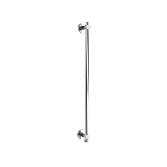 Shower Rail W/integral Water Way