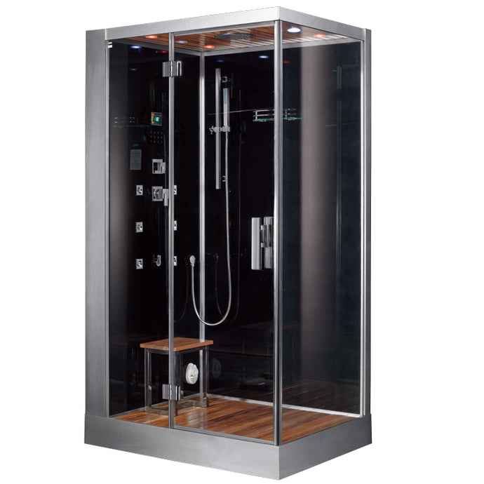Maya Bath Matera Luxury Steam Shower