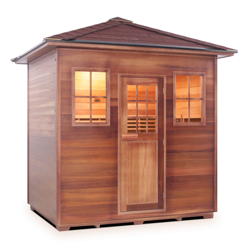 Enlighten Sauna - Moonlight 5 Dry Traditional Sauna