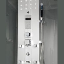 Load image into Gallery viewer, Mesa WS-301A-Blue Glass 36x36 Steam Shower
