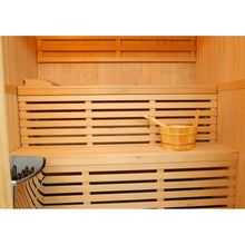 Load image into Gallery viewer, 4 Person Traditional Sauna - HL400SN Tiburon (8-10 Week Lead Time)