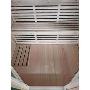 4 Person Traditional Sauna - HL400SN Tiburon (8-10 Week Lead Time)