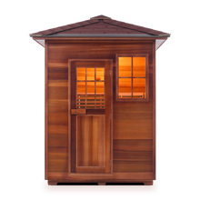 Load image into Gallery viewer, Enlighten Sauna - Moonlight 3 Dry Traditional Sauna