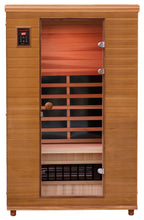 Load image into Gallery viewer, Health Mate - Renew II Infrared Sauna front facing view with blank background