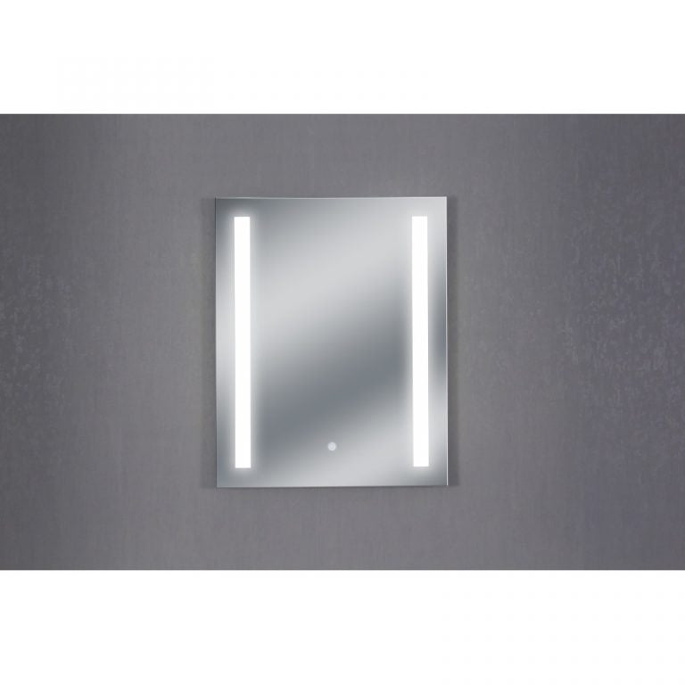 Mantra 30 in. x 24 in. Frameless LED Bathroom Mirror