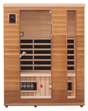 Load image into Gallery viewer, Health Mate - Renew III Infrared Sauna front facing view with blank background